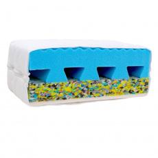 Matrace ELITE - dvoutuhostní sendvičová: 200x140cm