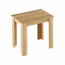 Jídelní stůl, dub sonoma, TARINIO