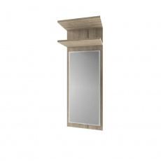 Panel se zrcadlemł, dub san remo, ORESTES 40