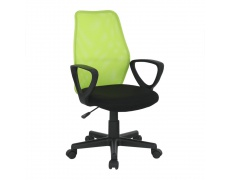 Kancelářská židle, zelená, BST 2010