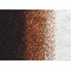 Luxusní koberec, pravá kůže, 200x300, KŮŽE TYP 7