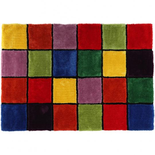 Koberec, mix barev, 200x300, LUDVIG TYP 4