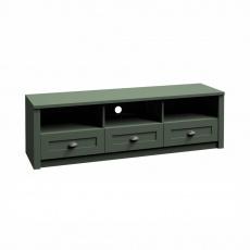 RTV stolek, zelená, PROVANCE