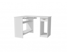 PC stolek rohový LUKY, pravý