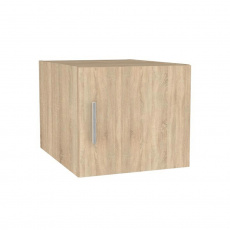 Nástavec na skříň, dub sonoma, INVITA  TYP 6