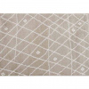 Koberec, béžovobílá / vzor, 160x235, TYRON