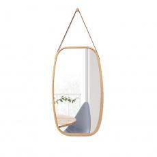 Zrcadlo, přírodní bambus, LEMI 3