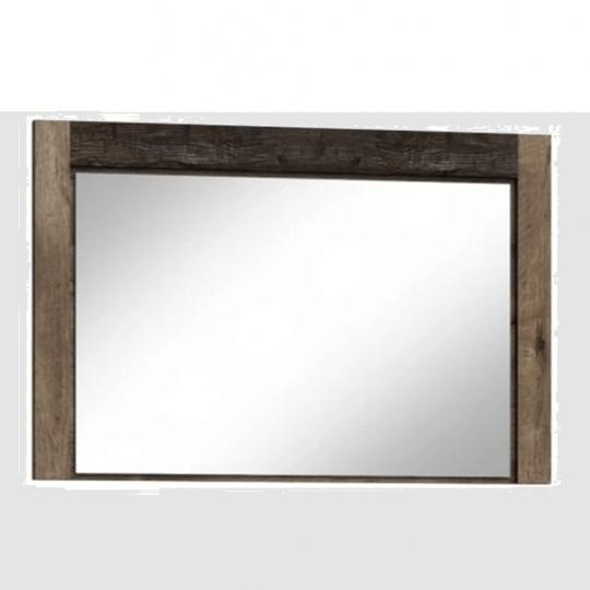 Zrcadlo, jasan tmavý, INFINITY I-12