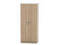 2-dveřová skříň, dub sonoma, BETTY 2