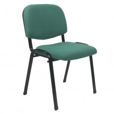 Kancelářská židle, zelená, ISO 2 NEW