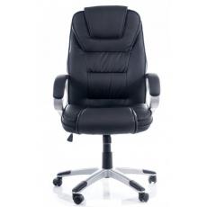 Kancelářské křeslo Q031 černé