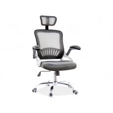 Kancelářská židle Q 831 ČERNÁ