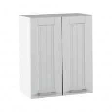 Horní skříňka, světlešedá/bílá, JULIA TYP 6