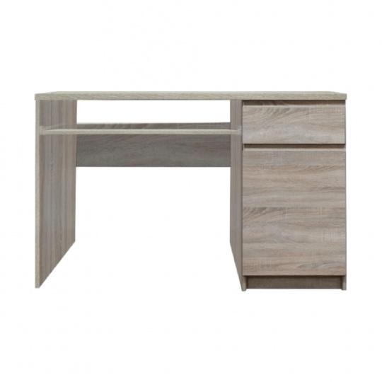 PC stůl, dub sonoma, PANAMA typ 10