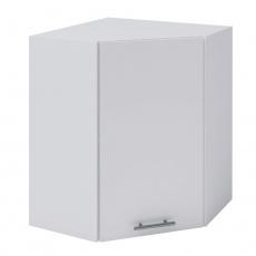 Horní rohová skříňka, bílá, FABIANA W - 60N