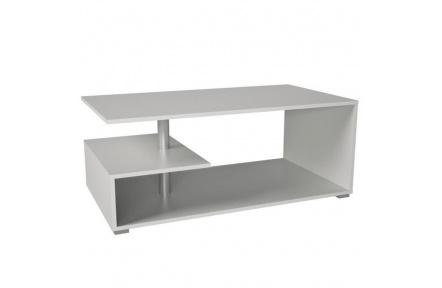 Konferenční stolek, bila, DORISA