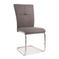 Jídelní židle H190 šedá