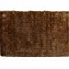 Koberec, hnědozlatá, 140x200, DELAND
