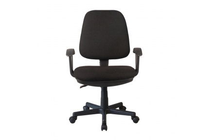 Kancelářská židle, černá, COLBY NEW