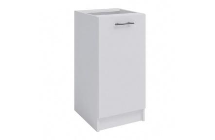Dolní skříňka, bílá, FABIANA S - 40