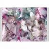 Koberec, růžová / zelená / krémová / vzor, 120x180, DELILA