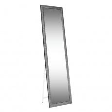 Stojanové zrcadlo, černá, LAVAL