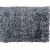 Koberec, krémově-černá, 80x150, Vilan