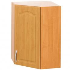 Horní skříňka, olše, pravá, LORA MDF NEW KLASIK W60 / 60