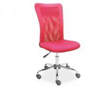 židle Q122 růžová