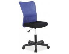Dětská juniorská židle Q121 černá