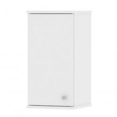 Horní závěsná skříňka, bílá, GALENA SI09