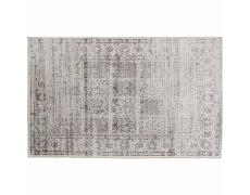 Vintage koberec, šedý,  200x250, Elrond