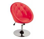 Konferenční židle C881 červené