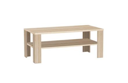 Konferenční stolek, dub sonoma, INTERSYS 22