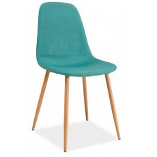 Jídelní židle FOX DUB BARVA MÁTY
