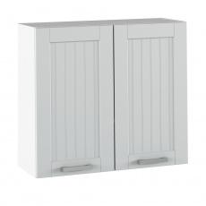 Horní skříňka, světlešedá/bílá, JULIA TYP 11