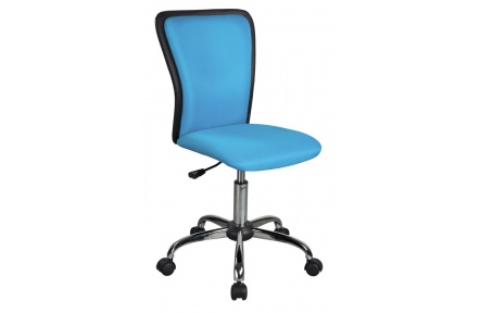Dětská junorská židle Q099 modrá