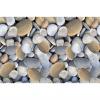 Koberec, vzor kameny, 160x230, BESS