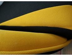 Herní křeslo VIPER žlutý
