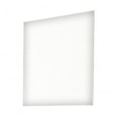 Zrcadlo, bílá extra vysoký lesk, SPACE 54-959-13