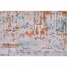 Koberec, vícebarevný, 67x120 cm, TAREOK