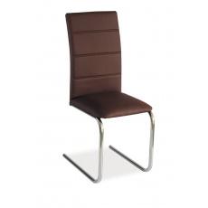 židle MATI hnědá