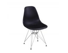 Židle, černá, ANISA NEW