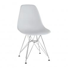 Židle, bílá, Anisa 2 NEW