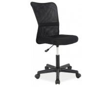 židle Q121 černá