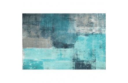 Koberec, modrošedá, 160x230, ESMARINA TYP 2