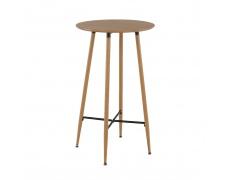 Barový stůl, dub, IMAM