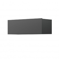 Závěsná skříňka, grafit, SPRING ED90