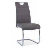 Jídelní židle H666 černá