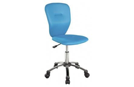 židle Q037 modrá